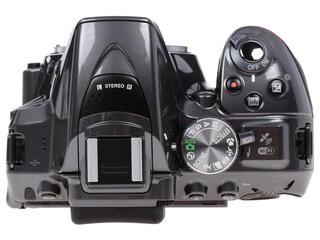 Зеркальная камера Nikon D5300 Body серый