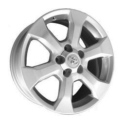 Автомобильный диск литой LegeArtis TY70 7x17 5/114,3 ET 39 DIA 60,1 Sil