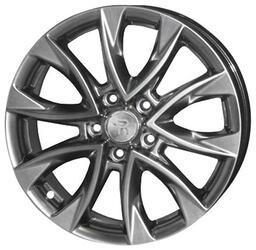 Автомобильный диск литой Replay MZ39 7x18 5/114,3 ET 45 DIA 67,1 Sil