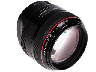 Объектив Canon EF 85mm F1.2 L II USM