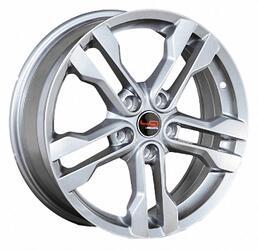 Автомобильный диск Литой LegeArtis NS81 6,5x16 5/114,3 ET 40 DIA 66,1 Sil