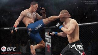 Игра для PS4 UFC