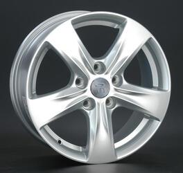 Автомобильный диск литой Replay RN94 6,5x16 5/112 ET 25 DIA 106,1 Sil