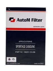 Фильтр воздушный AutoM AAK-253
