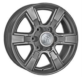 Автомобильный диск литой Replay GW2 7x17 6/139,7 ET 38 DIA 100,1 GM
