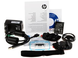 Экшн видеокамера HP AC200W серый