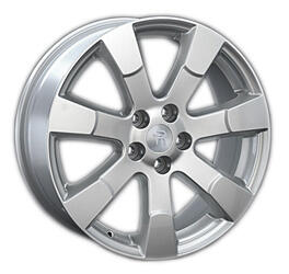 Автомобильный диск литой Replay H57 7x18 5/114,3 ET 50 DIA 64,1 Sil
