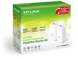 Адаптер PowerLine TP-LINK TL-PA8010P KIT