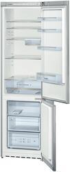 Холодильник с морозильником BOSCH KGS 39VL20 R Инокс серый