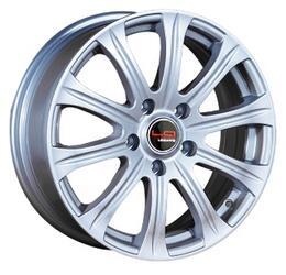 Автомобильный диск Литой LegeArtis TY57 6,5x16 5/114,3 ET 45 DIA 60,1 Sil