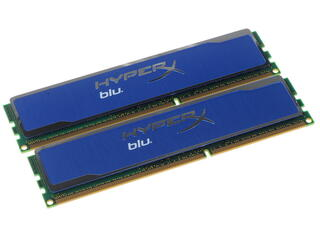 Оперативная память Kingston HyperX [KHX1600C9AD3K2/KHX1600C9AD3B1K2/4G] 4 Гб