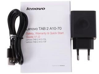 "10.1"" Планшет Lenovo Tab 2 A10-70 16 Гб 3G, LTE синий"