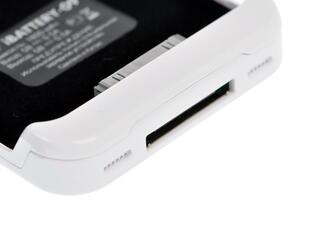 Чехол-батарея Func iBattery-09 белый