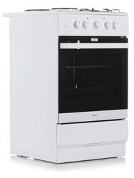 Комбинированная плита Hansa FCMW53050 белый