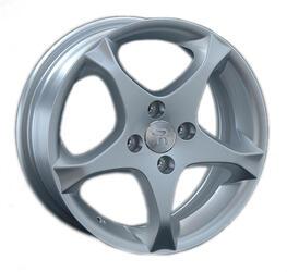 Автомобильный диск Литой Replay OPL48 5,5x14 4/100 ET 39 DIA 56,6 Sil