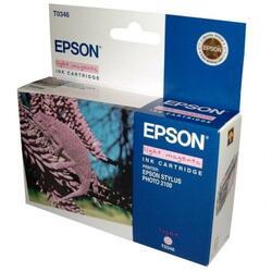 Картридж струйный Epson T0346
