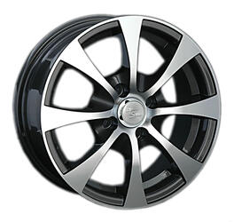 Автомобильный диск Литой LS 271 6,5x15 4/114,3 ET 40 DIA 73,1 GMF