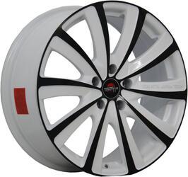 Автомобильный диск Литой Yokatta MODEL-22 7x17 5/115 ET 45 DIA 70,1 W+B