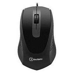 Мышь проводная Oxion OMS009BK