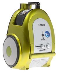 Пылесос Samsung SC6562 зеленый