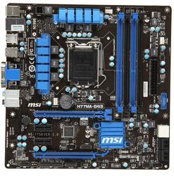Плата MSI LGA1155 H77MA-G43