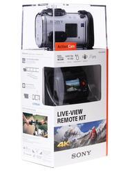 Экшн видеокамера Sony FDR-X1000VR белый