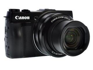 Компактная камера Canon PowerShot G1 X Mark II черный