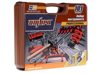 Набор инструментов Ombra OMT101S