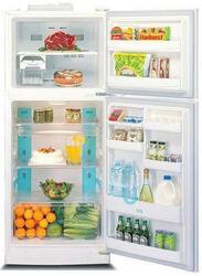 Холодильник с морозильником Daewoo Electronics FR4503N белый