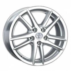 Автомобильный диск Литой LegeArtis TY109 6,5x16 5/114,3 ET 45 DIA 60,1 Sil