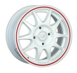 Автомобильный диск литой LS 204 7x16 5/114,3 ET 40 DIA 73,1 WRL