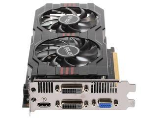 Видеокарта ASUS GeForce GTX 750 Ti [GTX750TI-OC-2GD5]