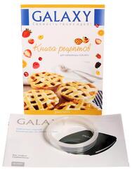 Ростер для пирогов Galaxy GL2957 черный