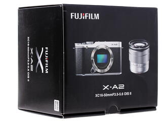 Камера со сменной оптикой FujiFilm X-A2 kit 16-50mm