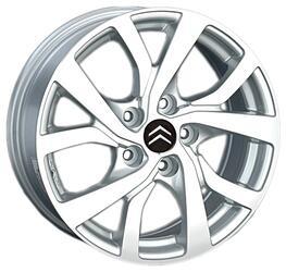 Автомобильный диск литой Replay CI25 6,5x17 5/114,3 ET 38 DIA 67,1 SF