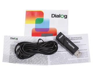 Геймпад Dialog GP-M24RF черный