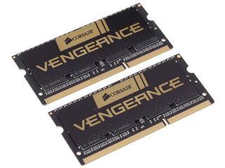 Оперативная память SODIMM Corsair Vengeance [CMSX8GX3M2A1600C9] 8 ГБ