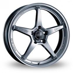 Автомобильный диск Литой OZ Racing Crono HT 7x17 4/108 ET 25 DIA 75 Crystal Titanium