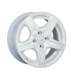 Автомобильный диск Литой LS 321 6,5x15 5/112 ET 45 DIA 57,1 White