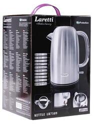 Электрочайник Laretti LR7509 Black черный
