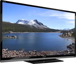 "70"" (178 см)  LED-телевизор Sharp LC-70LE747RU черный"