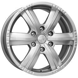 Автомобильный диск литой K&K Окинава 7,5x17 6/139,7 ET 30 DIA 106,1 Блэк платинум