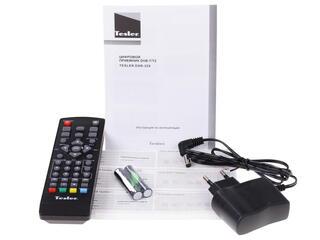 Приставка для цифрового ТВ TESLER DSR-320