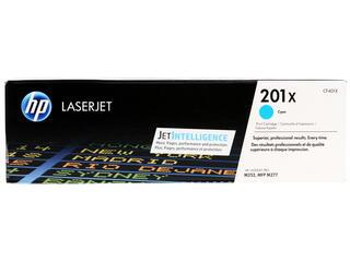 Картридж лазерный HP 201X (CF401X)
