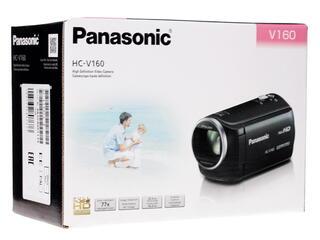 Видеокамера Panasonic V160 черный