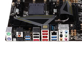 Материнская плата ASRock 990FX Extreme9