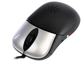 USB-телефон SkypeMate VM-01L черный, серебряный