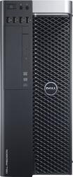 ПК Dell Precision T3610 MT Xeon E5-1620v2 (3.7)/16Gb/1Tb 7.2k/K4000 3Gb/DVDRW/Win 7 Prof 64/клавиатура/мышь/3Y NBD
