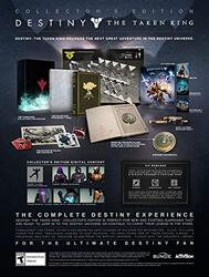 Игра для Xbox ONE Destiny: The Taken King Коллекционное издание