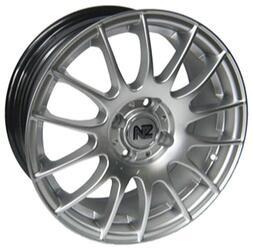 Автомобильный диск Литой NZ SH616 6,5x15 5/100 ET 40 DIA 73,1 Sil